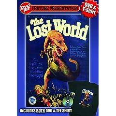 The Lost World DVDTee (XL)