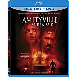 The Amityville Horror (Two-Disc Blu-ray/DVD Combo)