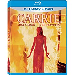 Carrie (Two-Disc Blu-ray/DVD Combo)