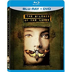 Silence of the Lambs (Two-Disc Blu-ray/DVD Combo)