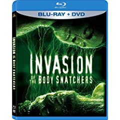 Invasion of the Body Snatchers (Two-Disc Blu-ray/DVD Combo)