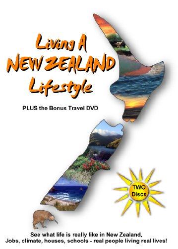 Living a New Zealand Lifestyle (PAL) 2 DVD Set