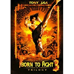 Tony Jaa: Born to Fight Trilogy Set