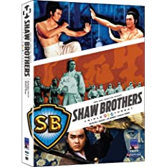 Shaw Brother's Triple Threat (14 Amazons, Shaolin Hand Lock, Opium and the Kung-Fu Master)