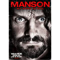 Manson My Name Is Evil