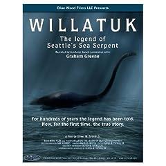 Willatuk: The Legend of Seattle's Sea Serpent