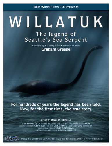 Willatuk: The Legend of Seattle's Sea Serpent