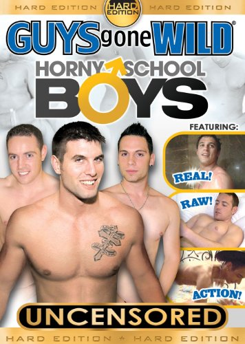Guys Gone Wild: Horny School Boys