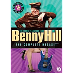 Benny Hill: The Complete Megaset - The Thames Years 1969-1989