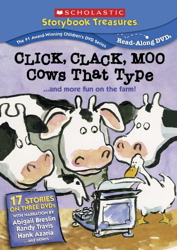 Click, Clack, Moo - Cows That Type & More Fun on the Farm!