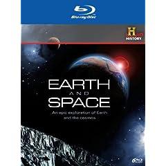 Earth & Space [Blu-ray]