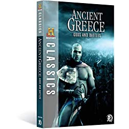 HISTORY Classics: Ancient Greece: Gods and Battles DVD SET
