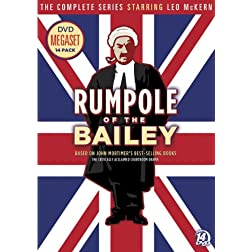 Rumpole of Bailey: Complete Series Megaset