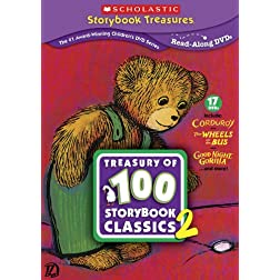 Treasury of 100 Storybook Classics 2 (Scholastic Storybook Treasures)