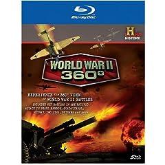 World War II: 360 [Blu-ray]