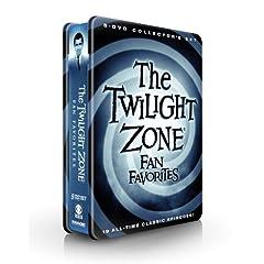 Twilight Zone-Fan Favorites (5-DVD Tin Box)