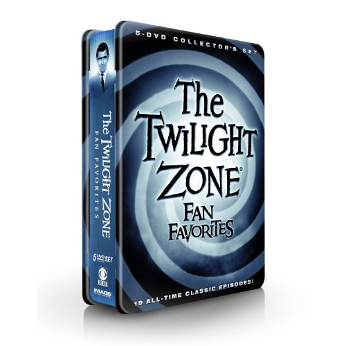 Twilight Zone-Fan Favorites (5-DVD Tin Box)
