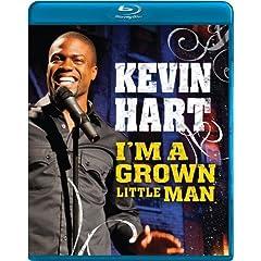 Kevin Hart: I'm a Grown Little Man [Blu-ray]