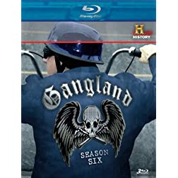 Gangland: Complete Season 6 [Blu-ray]