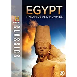 History Classics: Egypt - Pyramids & Mummies