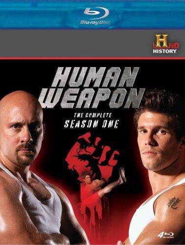 Human Weapon: Complete Season 1 [Blu-ray]