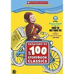 Scholastic Treasury of 100 Storybook Classics Repackage Thinpack