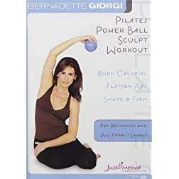 Bernadette Giorgi: Pilates Power Ball Sculpt