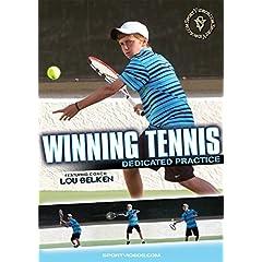 Winning Tennis: Dedicated Practice