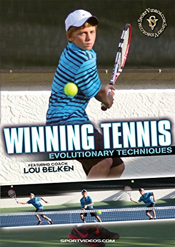 Winning Tennis: Evolutionary Techniques