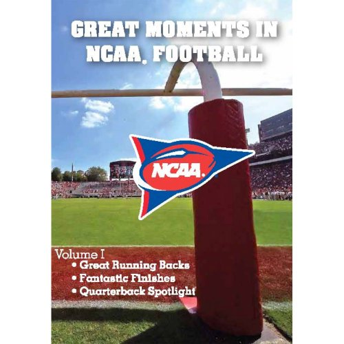 Great Moments in NCAA Football: Volume I, Episodes 1-3
