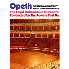 Opeth - In Live Concert At The Royal Albert Hall (2DVD/3CD)