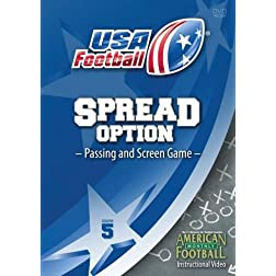 USA Football presents Spread Option - Passing and Screen Game