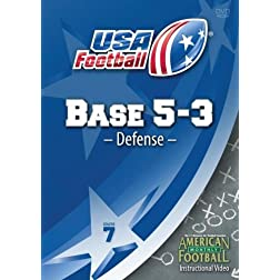 USA Football presents - Base 5-3 - Defense
