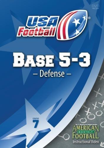 USA Football presents - Base 5-3 - Defense