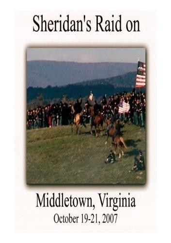 Sheridan's Raid on Middletown, Virginia (2007) Original