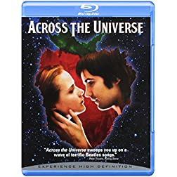 Across the Universe / The Other Boleyn Girl (Two-Pack) [Blu-ray]