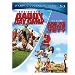 Are We Done Yet / Daddy Day Camp (Two-Pack) [Blu-ray]
