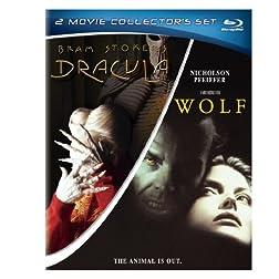 Bram Stoker's Dracula / Wolf (Two-Pack) [Blu-ray]