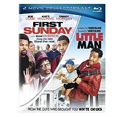 First Sunday & Little Man [Blu-ray]