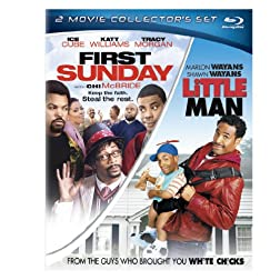 First Sunday & Little Man [Blu-ray]