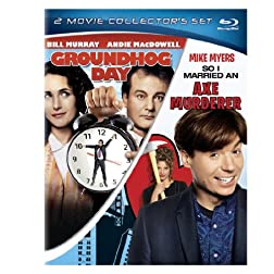 Groundhog Day / So I Married an Axe Murderer (Two-Pack) [Blu-ray]