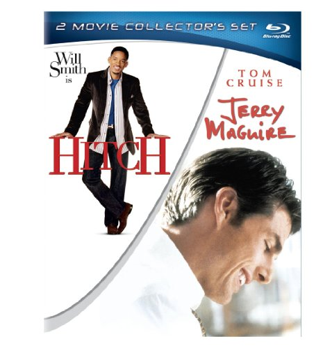 Hitch / Jerry Maguire (Two-Pack) [Blu-ray]