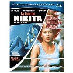 La Femme Nikita / Run Lola Run (Two-Pack) [Blu-ray]