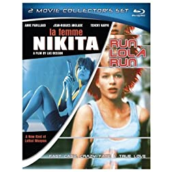 La Femme Nikita / Run Lola Run (Two-Pack) [Blu-ray]