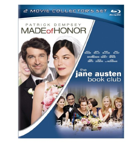 Made of Honor / The Jane Austen Book Club (Two-Pack) [Blu-ray]