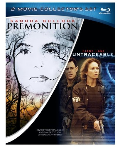Premonition / Untraceable (Two-Pack) [Blu-ray]