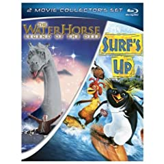 Surf's Up / Water Horse: Legend of the Deep (Two-Pack) [Blu-ray]