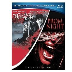 30 Days of Night / Prom Night (Two-Pack) [Blu-ray]
