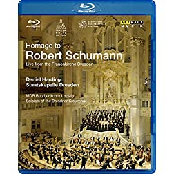 Homage to Robert Schumann [Blu-ray]