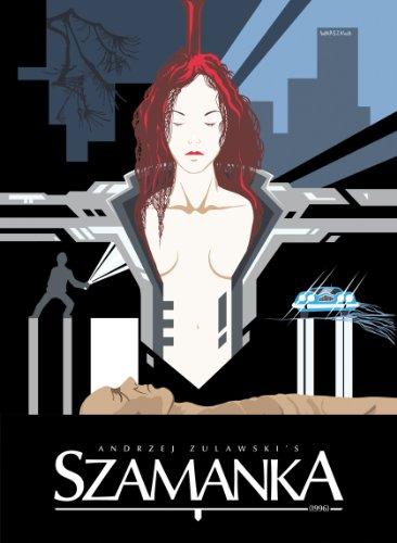 Andrzej Zulawski's SZAMANKA (She-Shaman, 1996) UNCUT Special Edition [Digipak] by MONDO VISION